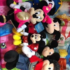 Minnie/Mickey Mouse Lot